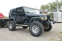 2004 Jeep TJ Sport Coupe (Low KM)