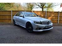 2008 Mercedes-Benz C200 Kompressor 1.8 Auto Sport £193 A Month £0 Deposit