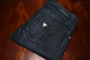 Guess jeans with Swarovski elements