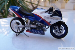 Diecast BMW Motorcycles WANTED