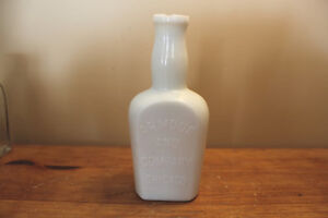 Old Armour and Company Milk Glass Bottle