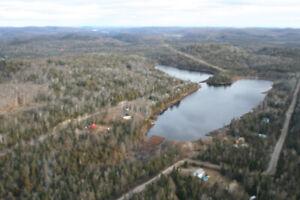 bord de l'eau Chertsey Lanaudière 56300 pc