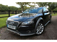 Audi A4 allroad 3.0TDI ( 240ps ) S Tronic 2010 quattro ONE OWNER FROM NEW FSH