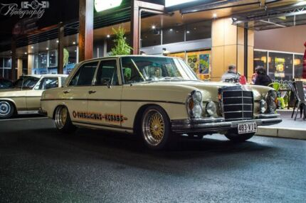 Mercedes Benz 280s 1970 w108 Hope Island Gold Coast North Preview