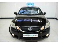 2007 07 LEXUS GS 3.0 300 SE 4D 245 BHP