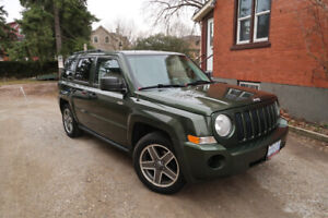 2009 Jeep Patriot Limited Sport Utility 4D with Safety