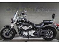 2014 14 YAMAHA XVS950 MIDNIGHT STAR 950CC