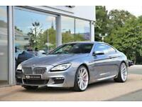 2015 BMW 6 Series 4.4 650i V8 M Sport Steptronic 2dr Coupe Petrol Automatic