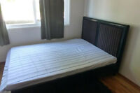 Bed and matress for sale