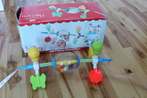 Barre de bassinnette Vintage Fisher price