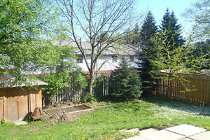 Renovated 2 Bedroom Walkout Unit available Nov 1 or 15, or Dec 1 Kitchener / Waterloo Kitchener Area image 3