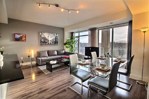 Luxurious Modern 2 bed/2 bath Condo @Dow's Lake/Little Italy