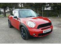 2013 63 Mini Countryman 2.0TD Cooper SD 5 DOOR DIESEL MANUAL