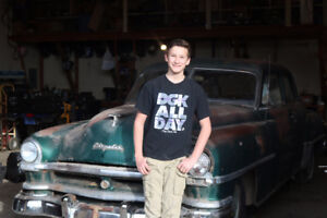 I am 13 and need A 1951 Chrysler Windsor parts car!!!