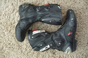 Sidi Vertigo Boots and Joe Rocket Jacket
