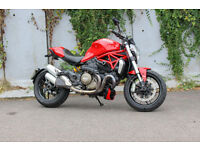 Ducati Monster Naked