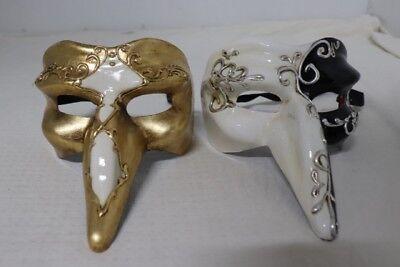 Venician Mask (Pier One Set Of Two Venician Masquerade)
