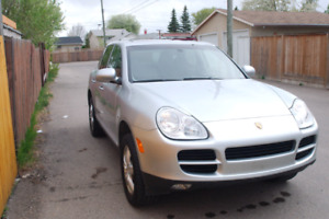 2004 Porsche Cayenne S