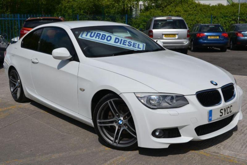 2011 bmw 3 series 320d m sport 2dr 2 door coupe in - Bmw 3 series m sport coupe ...