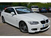 2011 BMW 3 Series 320d M Sport 2dr 2 door Coupe