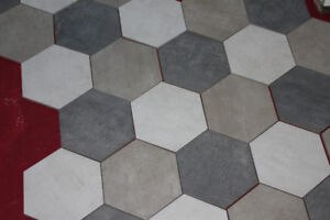 Hex tile 6 extra boxes you save $$$