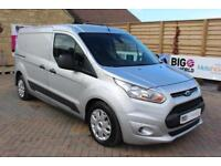 2016 FORD TRANSIT CONNECT 240 TDCI 115 L2 H1 TREND DOUBLE CAB 5 SEAT CREW VAN CO