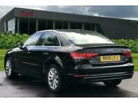 2018 Audi A4 SE 1.4 TFSI 150 PS 6-speed Saloon Petrol Manual