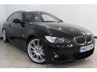 2007 07 BMW 3 SERIES 3.0 330D M SPORT 2D 232 BHP DIESEL