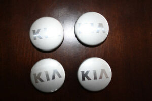 "KIA Sorento aluminum alloy 18"" wheel center caps..set of 4"