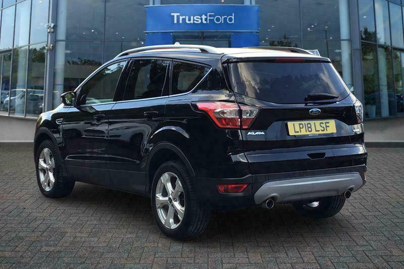 2018 Ford Kuga 1.5 EcoBoost Titanium X 5dr 2WD **With Heated Leather Seats** Man