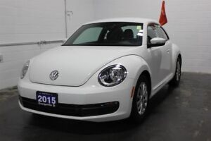 2015 Volkswagen The Beetle Trendline 1.8T 6sp at w/ Tip