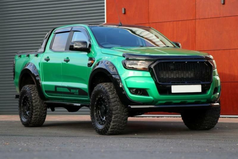 Cheap Auto Repair >> 2016 Ford Ranger Seeker Raptor Hulk edition Pick Up Double Cab T7 with over ... | in ...