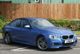 image for 2018 BMW 3 Series 2.0 330e 7.6kWh M Sport Auto (s/s) 4dr Saloon Petrol Plug-in H