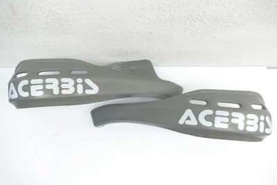 Auto & Motorrad: Teile Acerbis Handschalen-Spoiler Rally Brush Schwarz Verkleidungen