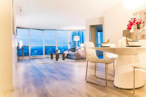 Private rooms available in 3 bed + 3 bath Metrotown Apartment