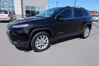 Jeep Cherokee 4WD Limited GPS CUIR TOIT 2014