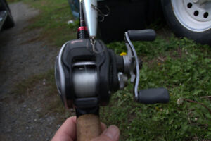 fishing rods and reels for sale