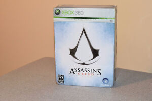 Assassin's creed limited edition xbox 360 New