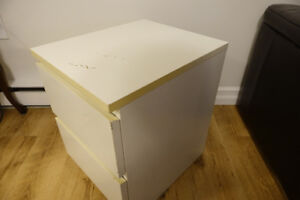 Ikea 2-drawer chest