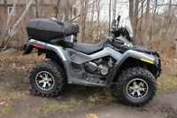 2009 Can-Am Outlander Max 800 Limited
