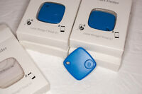 5X Mini Bluetooth Child Pet Key Finder Locator Alarm Tracker