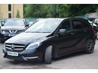 2014 Mercedes-Benz B Class 1.5 B180 CDI Sport 7G-DCT 5dr Hatchback Diesel Automa