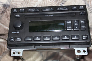 Ford Factory 6 disc CD player stereo