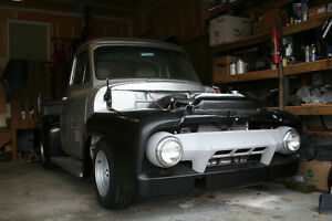 1954 Mercury M100 Customized Pickup