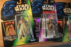STAR WARS SEALED (All 5 For $40.00) (VIEW OTHER ADS)