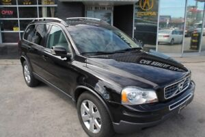 2011 Volvo XC90 AWD 7 seater, level 2, financing available
