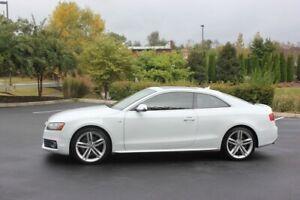 2012 Audi S5 EVERY OPTION....LOW KM