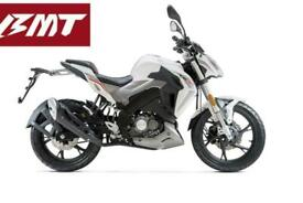 Keeway RK 125cc Naked 70 reg,2020 colours,finance from 6.9 apr.2 yrs warranty