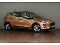 2017 Ford Fiesta 1.0 EcoBoost Zetec B+O Play 5dr Hatchback Petrol Manual