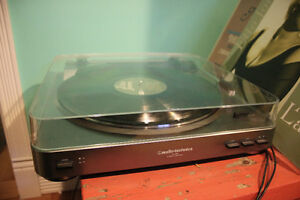 Moving sale! Great condition Audio-Technica stereo turntable